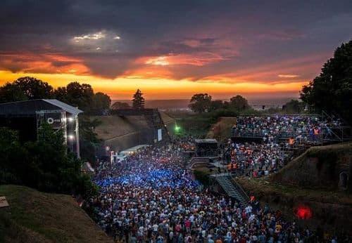 EXIT Festival in Serbia Live DJ-Sets DVD Compilation (2013 - 2020)